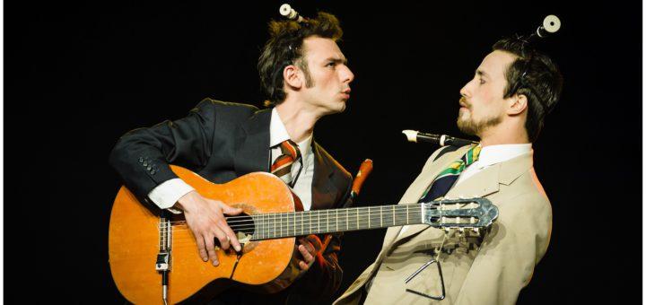 """Das Duo Gama sorgt in der neuen GOP-Produktion """"Spring"""" für viel Spaß im Bremer Varieté-Theater. Foto: GOP"""