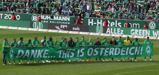GER, 1.FBL, Werder Bremen vs Eintracht Frankfurt,