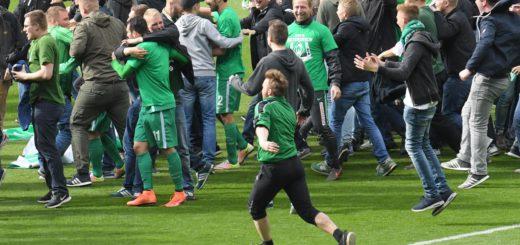 Werder Jubel