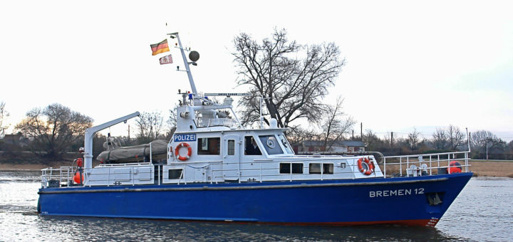 Wasserschutzpolizei Bremen 12