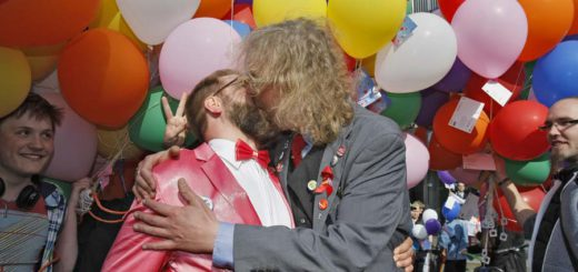 Tag gegen Homophobie, Foto: Barth