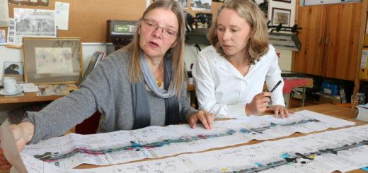 Cecilie Eckler von Gleich und Janine Claßen