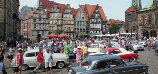 Borgwards in Bremens guter Stube