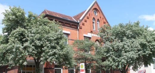 im alten Postgebäude in Bremen-Blumenthal entstehen Wohnungen für die Jugendhilfe. Foto: Ruckh