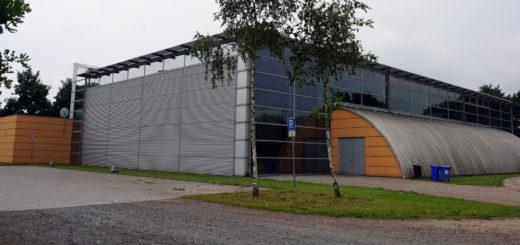 Die Turnhalle in Uphusen kann wieder für sportliche Zwecke genutzt werden. Foto: Bruns