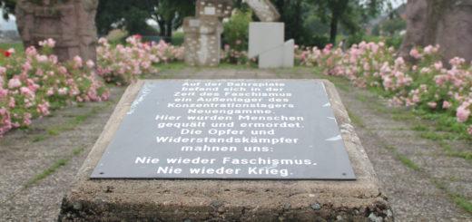 Die Bahrsplate in Blumenthal: Freiluftpartys an dem Ort, wo während des Zweiten Weltkrieges hunderte Häftlinge des Außenlagers des Konzentrationslagers Neuengamme ihr Leben ließen? Foto: Füller
