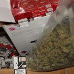 Tausende Zigaretten und Marihuana, Foto: Bundespolizei