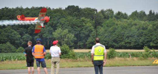 Am 9. und 10. Juli zeigen Modellflieger-Piloten ihr Können bei den Jet-Flugtagen. Foto: Konczak