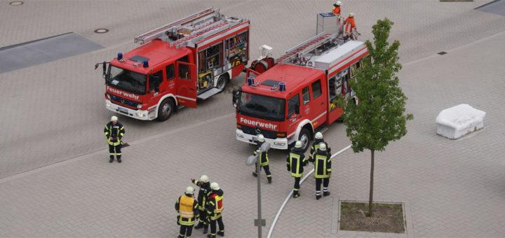 Die Alarmierung im Brandfall erfolgt schon seit 2013 über die integrierte Leitstelle in Bremerhaven. Foto: Möller