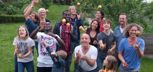 Kleingärtner vom Stadtwerder wollen ihre eigene Mosterei-Genossenschaft gründen. Foto: pv