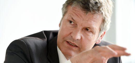 Michael Huesmann erzählt im Interview, wie er die Beiratssitzungen in Strom und Seehausen erlebt hat.Foto: Schlie