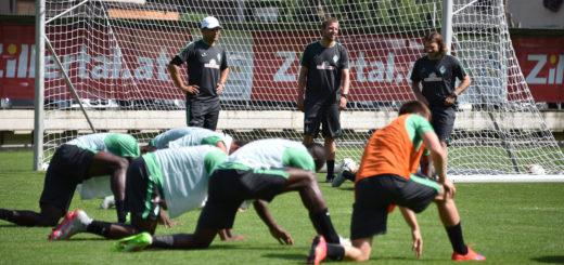 Ende Juli fährt Werder erneut ins Trainingslager im östereichischen Zell am Ziller. Foto: Nordphoto