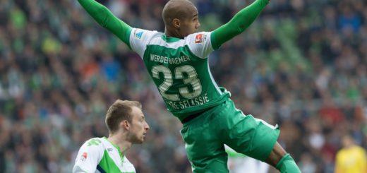 Werder-Verteidiger Theo Gebre Selassie verlor mit Tschechien das erste EM-Spiel gegen Spanien. Foto: Nordphoto