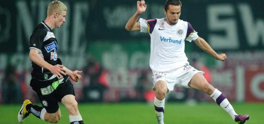 Der Österreicher Florian Kainz (l.) soll in Zukunft bei Werder für Gefahr auf dem Flügel sorgen. Foto: Nordphoto