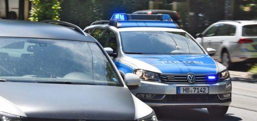 Polizeieinsatzfahrzeug, Symbolfoto/WR