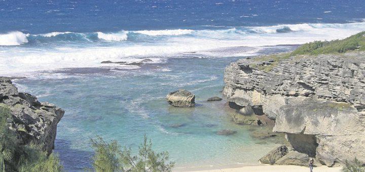 Einsame Strände sind das Kapital von Rodrigues. Foto: Kaloglou