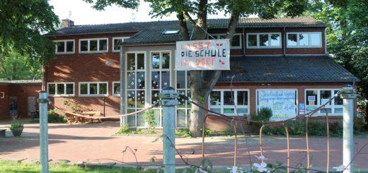 Unter anderem die Grundschule in Seehausen könnte geschlossen werden. Vor Ort wehren sich Eltern, Lehrer und Beiratspolitiker dagegen. Foto: Niemann
