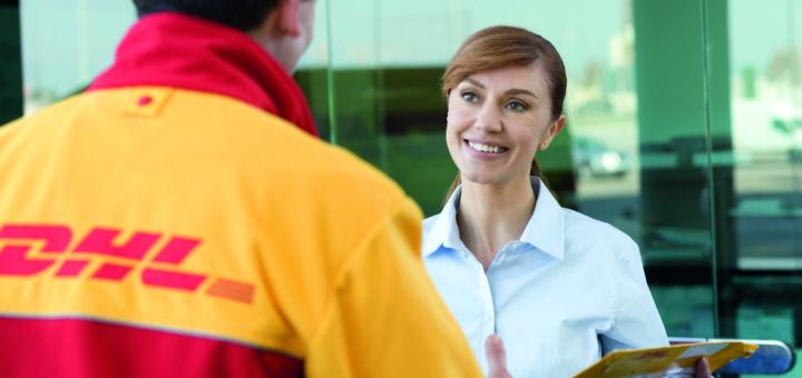 350 Arbeitsplätze stehen bei der DHL-Schließung auf dem Spiel. Foto: DHL