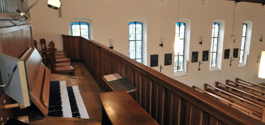 Die Orgel der Gemeinde St. Hedwig braucht eine Grundreinigung, damit sie wieder in ihren vollen Klang zeigen kann. Foto: Konczak