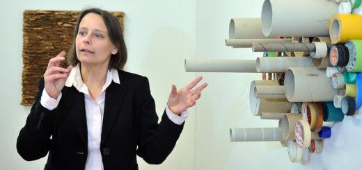 Dr. Annett Reckert übernahm das Haus Coborg im Sommer 2010 von Barbara Alms. Foto: Konczak