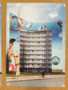 """Auch """"Kind der Freiheit"""" konnte überzeugen: 3. Platz Entwurf Wandbild"""