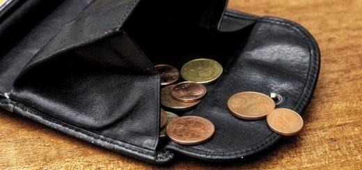 Kein Geld, Privatinsolvenz, Schulden, Symbolfoto/pixabay