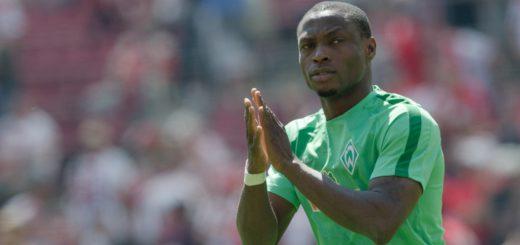 Anthony Ujah kam im Sommer 2015 von 1. FC Köln nach Bremen und geht bereits nach einer Saison. Foto: Nordphoto