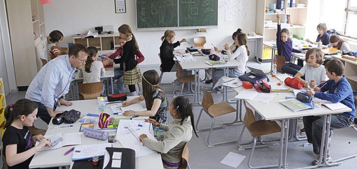 Schulunterricht in Bremen und Niedersachsen, Symbolbild/wikimedia