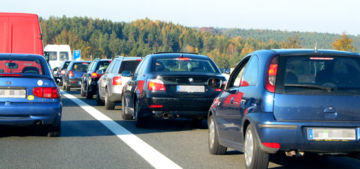 Stau auf der Autobahn Foto ACE Auto Club Europa