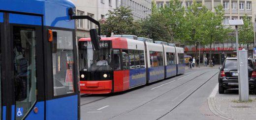 Straßenbahn Bremen WLAN, Foto: Bahlo