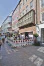 Hier zieht bald ein neues Eiscafe in die Sögestraße. Foto: Barth