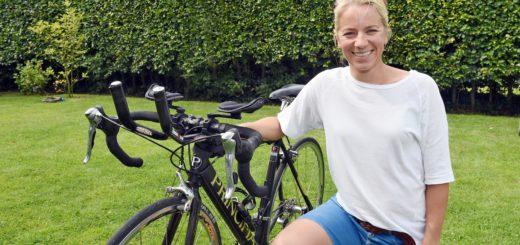 Marie-Claire Haag ist die absolute Sportskanone. Foto: Schlie