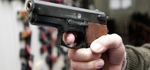 Immer mehr Bremer legen sich eine Waffe zu. Foto: WR