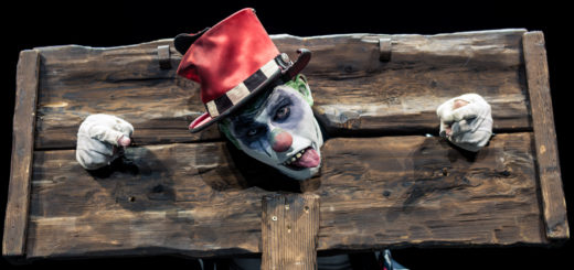 Clown Maleficus Foto: Zirkus des Horrors