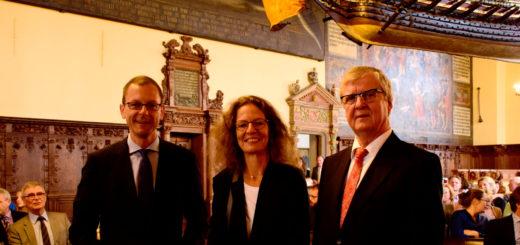 Martin Günthner, Ann-Marie Wolff, Klaus Schlüter