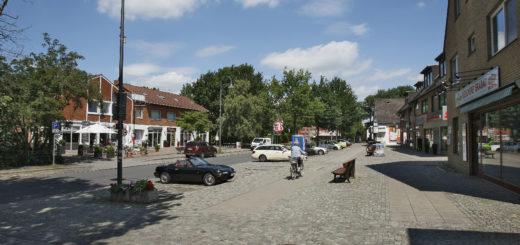 """Im Ortskern von Borgfeld gibt es """"geballte Vielfalt"""". Foto: Barth"""
