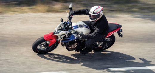 Bremer mögen PS-starke Motorräder Foto: Honda