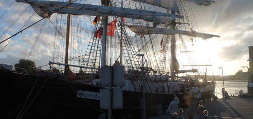 Das Festival Maritim in Vegesack lädt zum Flanieren ein. Foto: WR