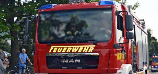 Die Feuerwehr wurde zu einem Brand in Intschede gerufen, bei dem ein Mann ums Leben kam. Symbolfoto: Sieler