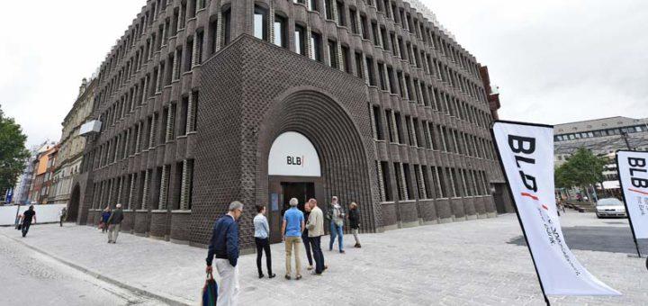 Bremer Landesbank in neuem Gewand. Foto: Schlie