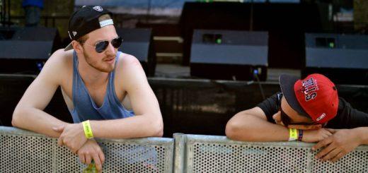 Tom Thaler & Basil präsentieren Hip Hop Foto: pv