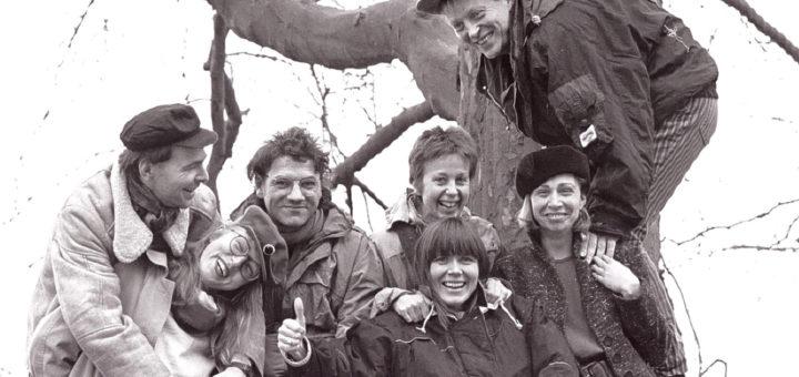 Studenten haben das Schnürschuh-Theater 1976 in Bremen gegründet. Seit einem Jahr ist kein Gründungsmitglied mehr aktiv. Foto: pv