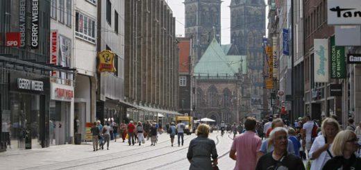 Obernstr Innenstadt
