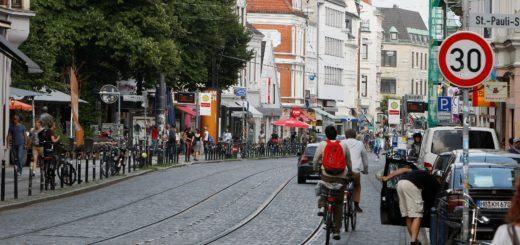 Im Viertel dreht sich Samstag alles um Werder. Foto: pv
