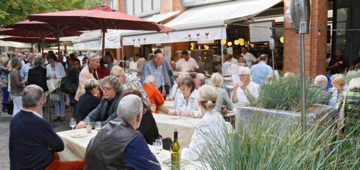 Das Weinfest ist eines der beliebtesten Open airs der Stadt. Foto: av