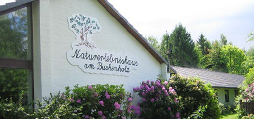 Das Naturerlebnishaus am Buchenholz liegt zwischen Tarmstedt und Hepstedt auf einem Waldgrundstück, östlich der Kreisstraße auf dem Geestrand zum Teufelsmoor in unmittelbarer Nähe des Mischwaldes Buchenholz. Foto: red