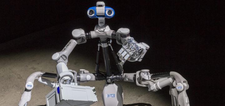 Laufroboter Mantis