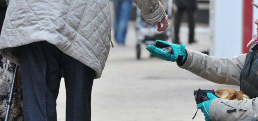 Jeder Vierte ist in Bremen von Armut betroffen. Foto: Schlie