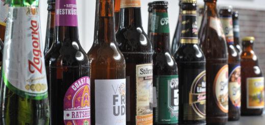 Pils oder Weizen, hell oder dunkel, aus Deutschland oder Polen – bei der Bierbörse am kommenden Wochenende bleiben keine Wünsche offen.Foto: Konczak
