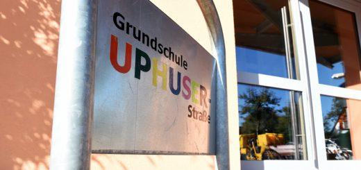 Von den acht Grundschulen hat nur die an der Uphuser Straße die Ganztagsbetreuung umsetzen können. Foto: Schlie